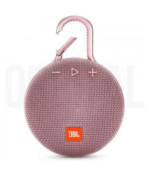 Беспроводная колонка JBL Clip 3 Pink