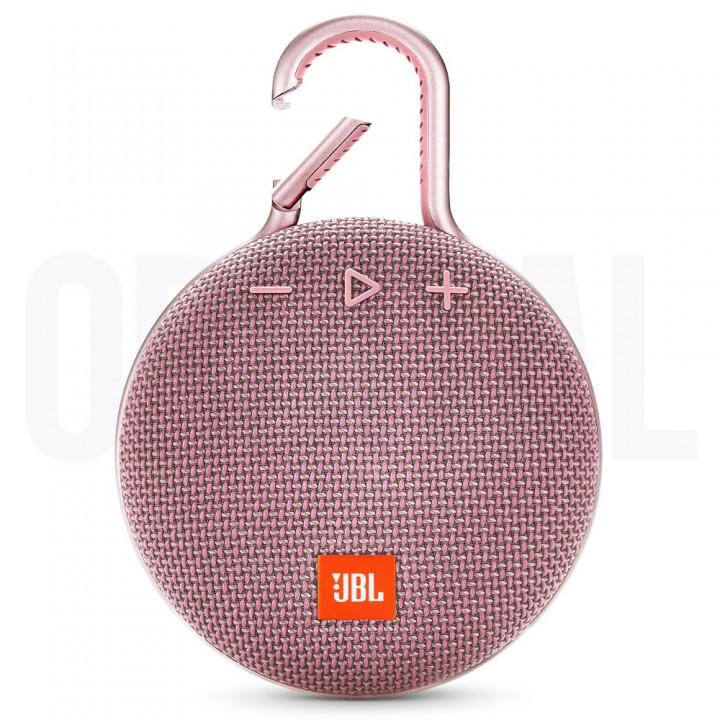 Беспроводная колонка JBL Clip 3 Dusty Pink