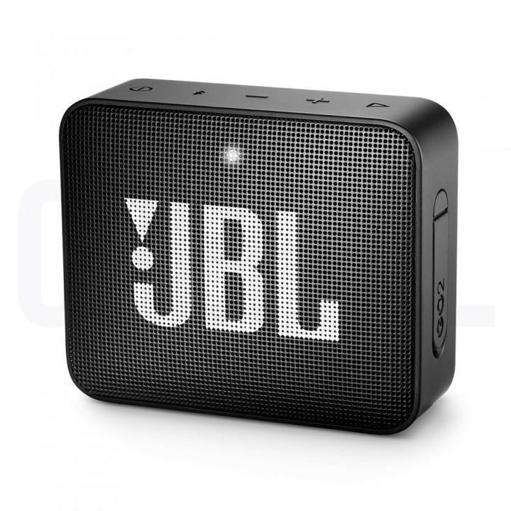 Беспроводная колонка JBL Go 2 Midnight Black