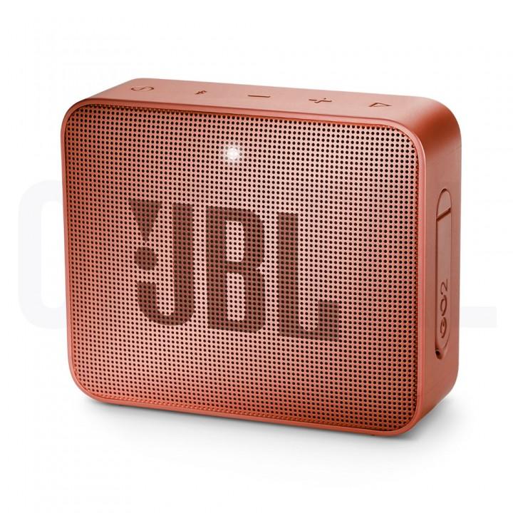 Беспроводная колонка JBL Go 2 Sunkissed Cinnamon