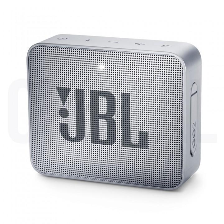 Беспроводная колонка JBL Go 2 Ash Grey