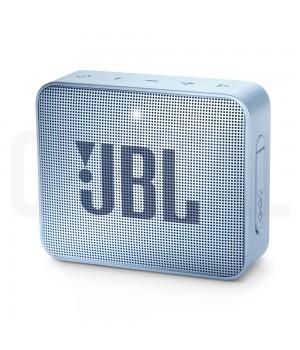 Беспроводная колонка JBL Go 2 Cyan