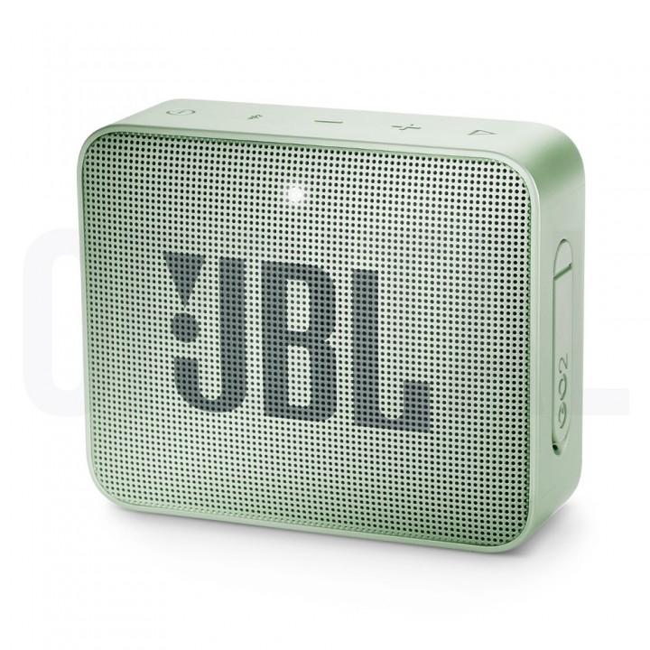 Беспроводная колонка JBL Go 2 Seafoam Mint