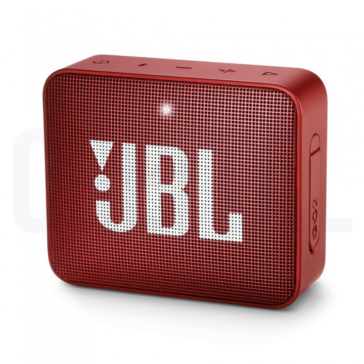 Беспроводная колонка JBL Go 2 Ruby Red