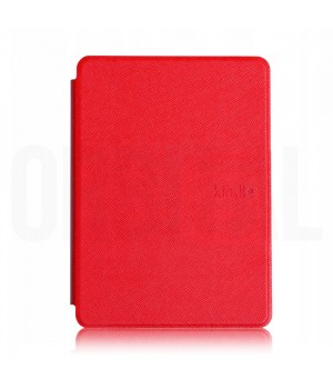 Обложка Amazon Kindle Ultra Slim Red для Amazon Kindle 9 2019 (Красная)