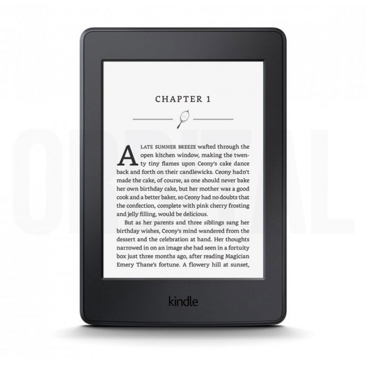Электронная книга (ридер) Amazon KindlePaperwhite 32015 4 Gb