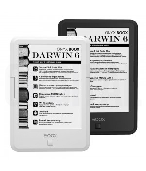 ONYX BOOX Darwin 6 Электронная книга