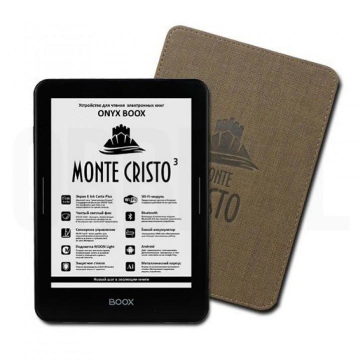 Электронная книга (ридер) ONYX BOOX Monte Cristo 3