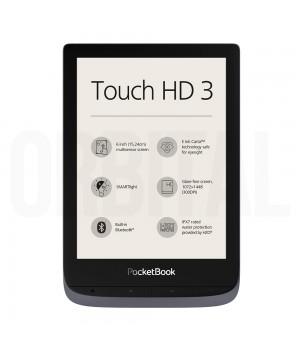 PocketBook Touch HD 3 (PB 632) Gray (Серый) Электронная книга