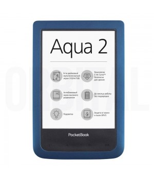 PocketBook Aqua 2 PB 641 Blue Электронная книга