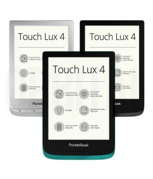 Электронная книга PocketBook 627 Touch Lux 4