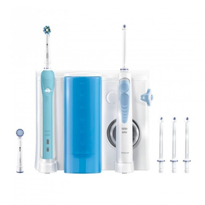 Зубной центр (ирригатор + зубная щетка) Braun Oral-B ProfessionalCare 6500 WaterJet Center OC16.525