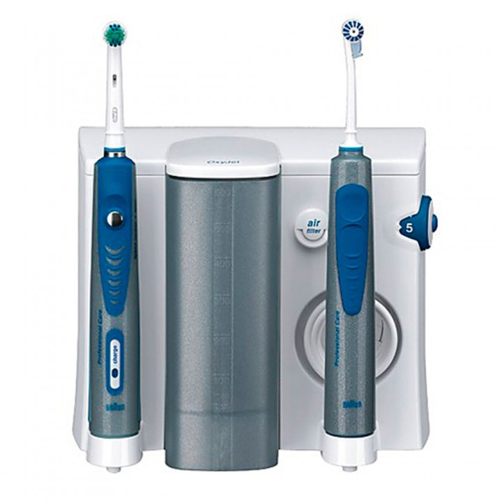 Зубной центр для полости рта Braun Oral-B ProfessionalCare 8500 OxyJet Center OC20