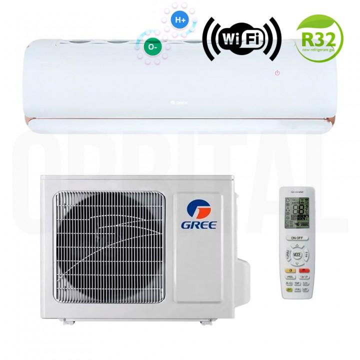 Сплит-система Gree G-Tech Inverter R32 2020 GWH12AEC-K6DNA1A (настенный кондиционер)