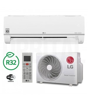 Сплит-система LG Eco Smart Dual Inverter PC18SQ