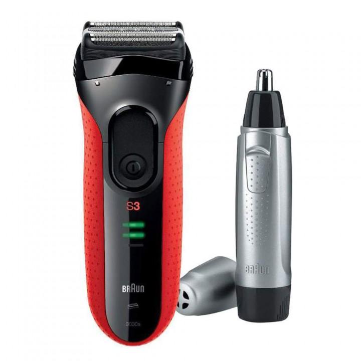 Электробритва Braun Series 3 3030s + EN10
