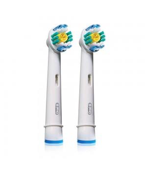 Насадки для зубной щетки Braun Oral-B 3D White EB18 (2 шт.)