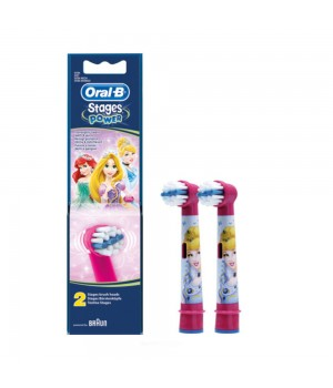 Детские сменные насадки Braun Oral-B Stages Power Disney (2 шт.)