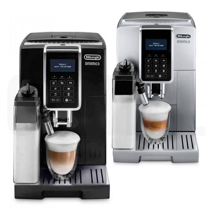 Эспрессо кофемашина DeLonghi Dinamica ECAM 350.55