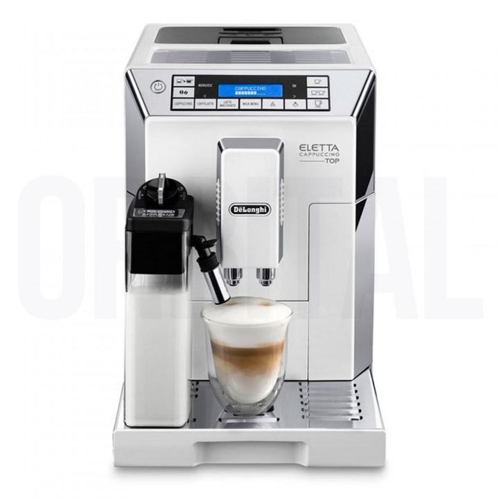 Эспрессо кофемашина DeLonghi Eletta Cappuccino TOP ECAM 45.760.W