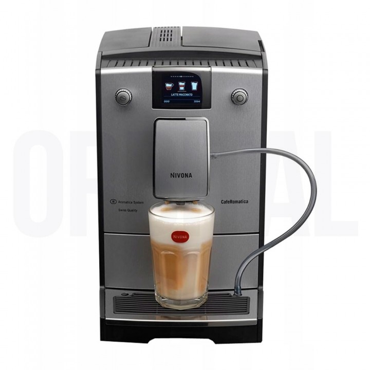 Эспрессо кофемашина Nivona CafeRomatica 769