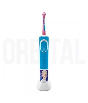 Зубная щетка Braun Oral-BVitality D100 Kids Frozen D100.413.2K