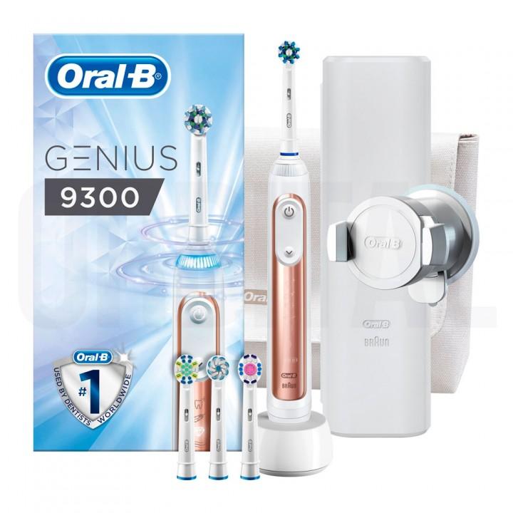 Электрическая зубная щетка Braun Oral-B Genius 9300GR D701.545.6HX