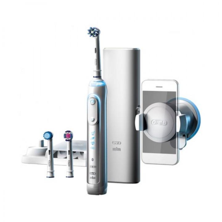 Электрическая зубная щетка Braun Oral-B Genius 9000 D701.545.6XC