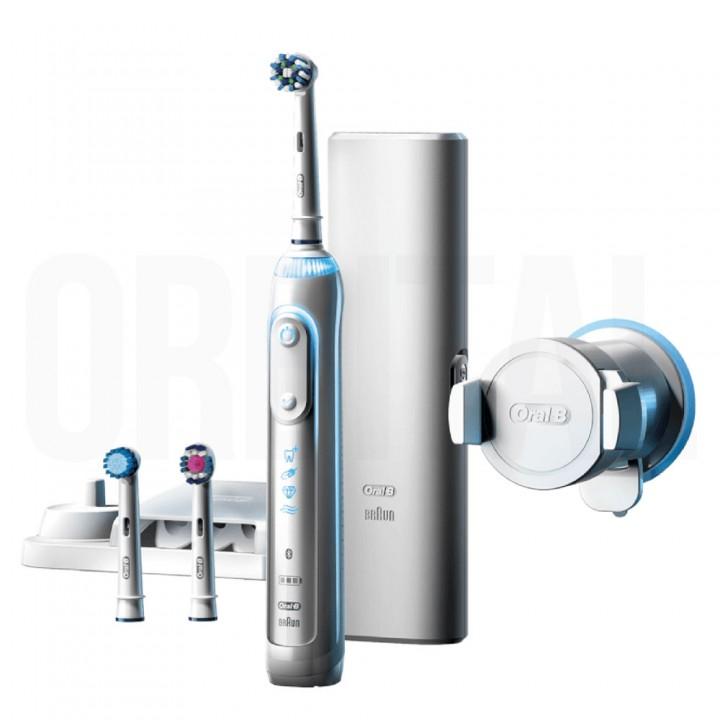 Электрическая зубная щетка Braun Oral-B Genius 8000 D701.535.5XC