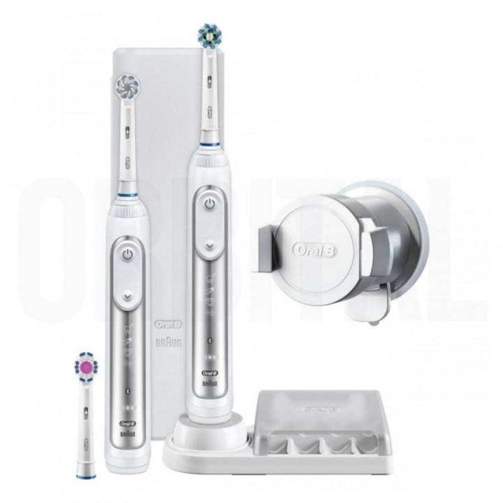 Электрическая зубная щетка Braun Oral-B Genius 8900 D701.535.5XC