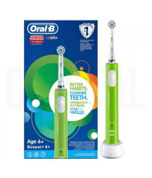 Зубная щетка Braun Oral-B Pro 400 Junior Sensi Ultrathin (D16.513.1)