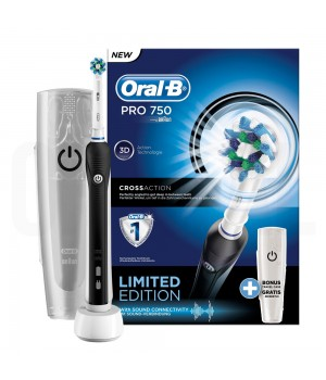 Зубная щетка Braun Oral-B PRO 750 Cross Action (D16.513.UX)