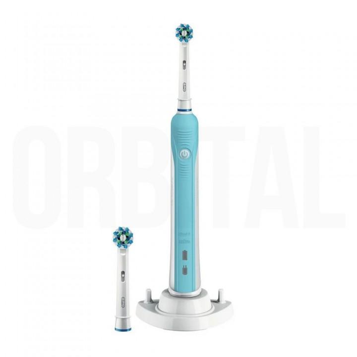 Электрическая зубная щетка Braun Oral-B PRO 570 CrossAction D16.524U