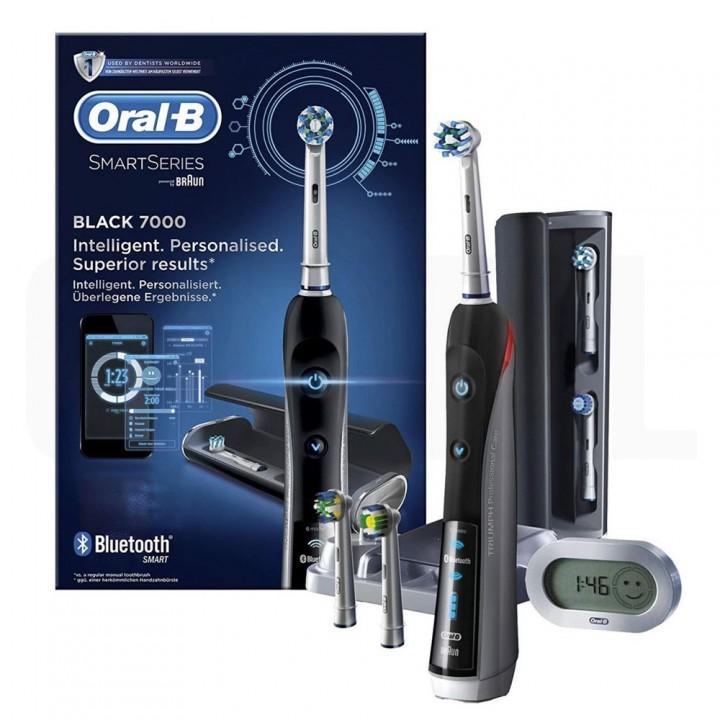 Электрическая зубная щетка Braun Oral-B SmartSeries Triumph Pro 7000 D36.555.6X