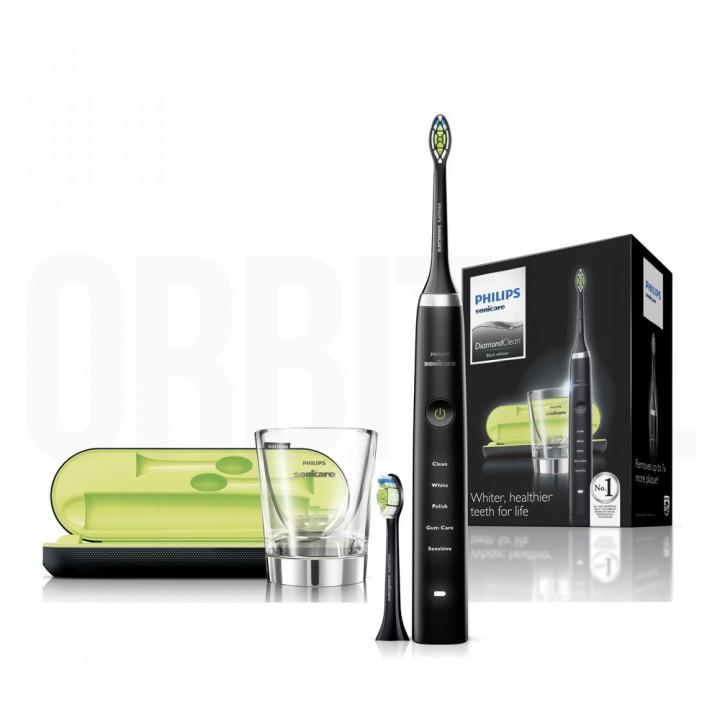 Электрическая зубная щетка Philips Sonicare DiamondClean HX9352/04