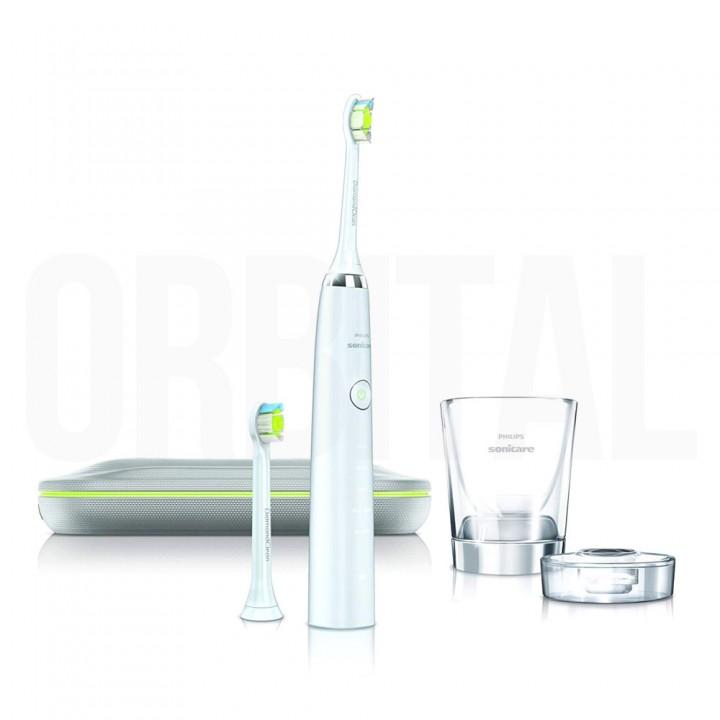 Электрическая звуковая зубная щетка Philips Sonicare DiamondClean HX9382/04