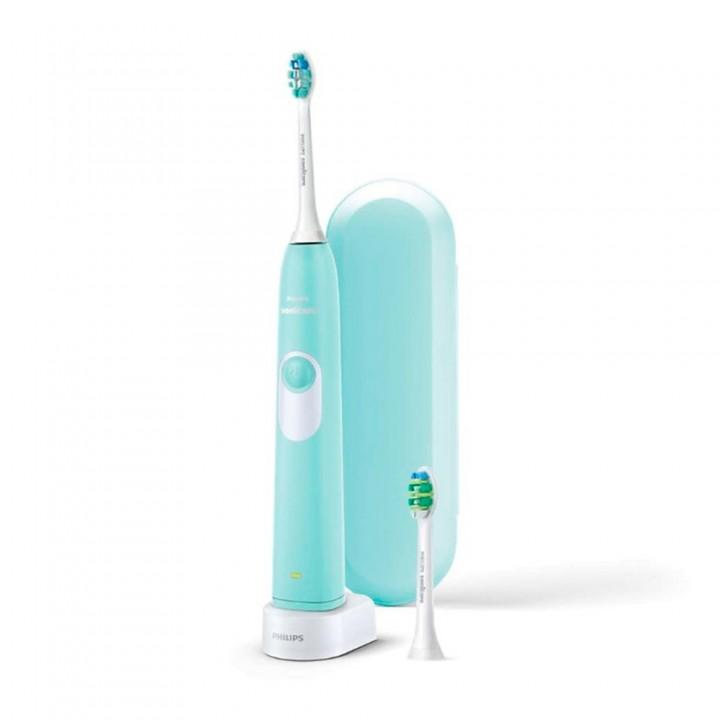 Электрическая зубная щетка Philips Sonicare 2 Series Plaque Control HX6212/90 бирюзовая