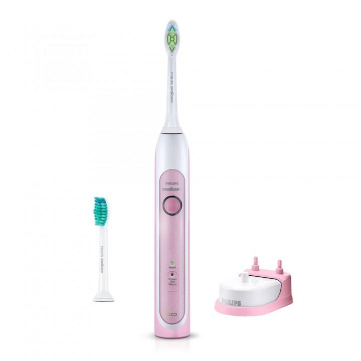 Электрическая звуковая зубная щетка Philips Sonicare HealthyWhite HX6762/43