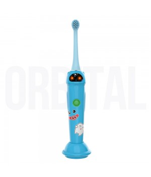 Revyline RL 020 Kids, Blue Электрическая звуковая зубная щётка