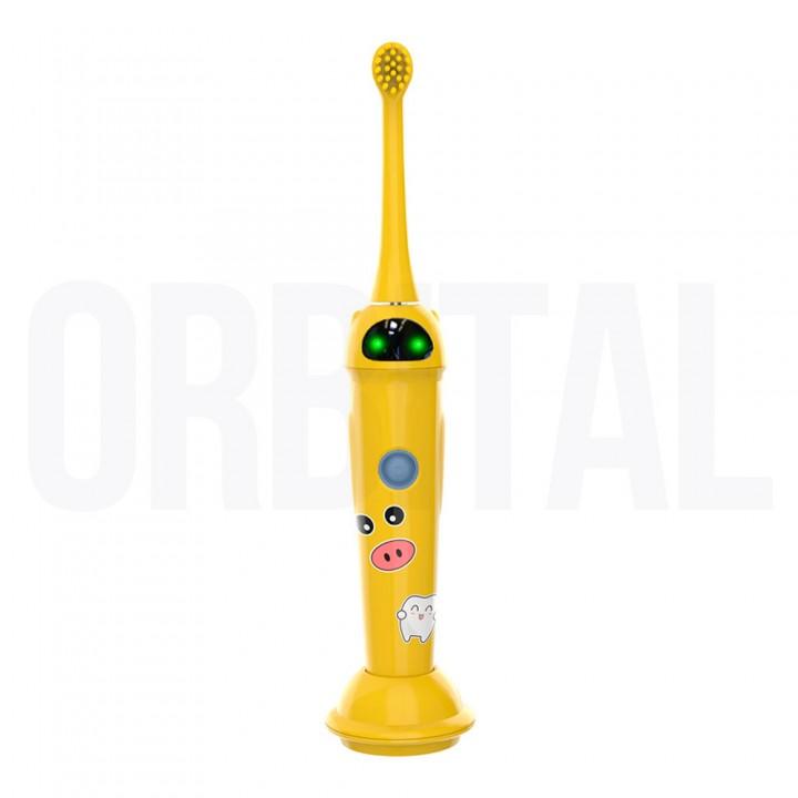 Электрическая звуковая зубная щетка RL 020 Kids, Yellow